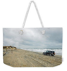 End Of The Road Weekender Tote Bag by Photographic Arts And Design Studio
