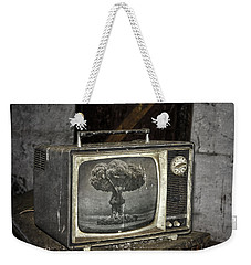 End Of The Show  Weekender Tote Bag by Jerry Cordeiro