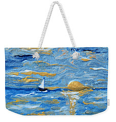 End Of The Storm Weekender Tote Bag