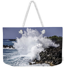End Of The World Explosion Weekender Tote Bag