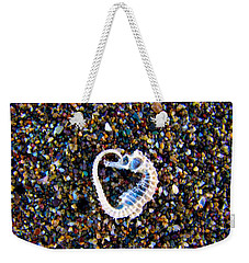 Weekender Tote Bag featuring the photograph Endless Love by Zafer Gurel