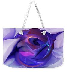 Energing Artist Weekender Tote Bag by David Lane