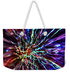 Energy 2 - Abstract Weekender Tote Bag