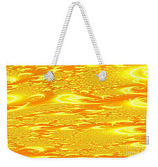 Hot Energy Weekender Tote Bag