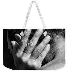 Enfolding Weekender Tote Bag