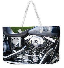 Engine Close-up 5 Weekender Tote Bag