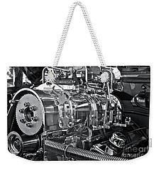 Engine Envy Weekender Tote Bag by Linda Bianic