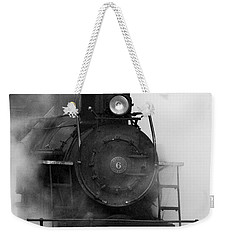 Engine No. 6 Weekender Tote Bag by Jerry Fornarotto
