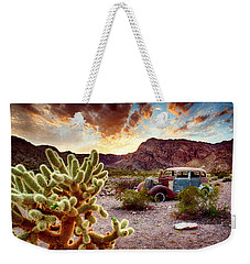 Engine Trouble Weekender Tote Bag