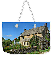 English Cottage With Garden Weekender Tote Bag