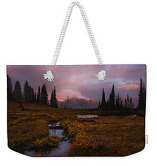 Engulfed II Weekender Tote Bag