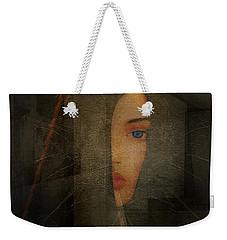 Enigma Weekender Tote Bag