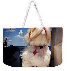 Enjoy Life Weekender Tote Bag