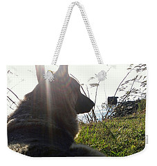 Enjoying The Day Weekender Tote Bag