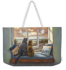 Enjoying The View Weekender Tote Bag