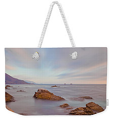 Enlightment Weekender Tote Bag by Jonathan Nguyen