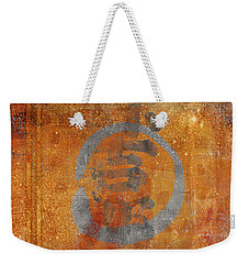 Enso Circle Weekender Tote Bag