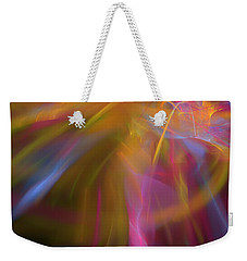 Enter Weekender Tote Bag by Margie Chapman