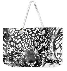 Weekender Tote Bag featuring the photograph Entering The Dream Realm by Steven Santamour