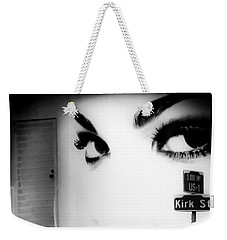 Entrance To A Woman's Mind Weekender Tote Bag