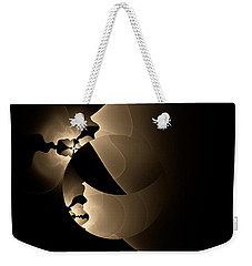 Envy Weekender Tote Bag by GJ Blackman