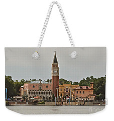 Epcot Italy Pavilion Weekender Tote Bag