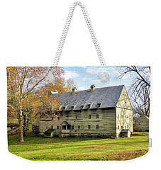 Ephrata Cloister Weekender Tote Bag by Jean Goodwin Brooks