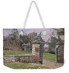 Epperson House House On The Hill Weekender Tote Bag