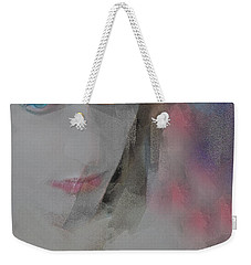 Equanimity Portrait Weekender Tote Bag
