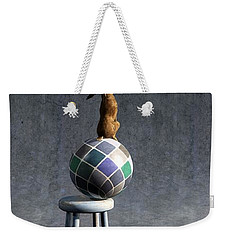 Equilibrium II Weekender Tote Bag by Cynthia Decker
