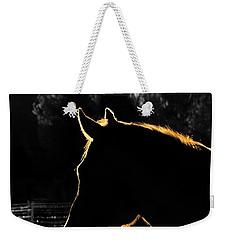 Equine Glow Weekender Tote Bag