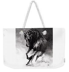 Equine Weekender Tote Bag by Paul Davenport