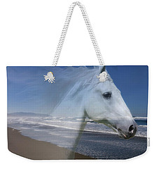 Equine Shores Weekender Tote Bag