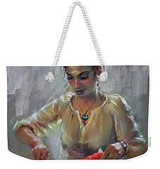 Erbora With Watermelon Weekender Tote Bag