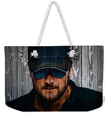 Eric Church Weekender Tote Bag