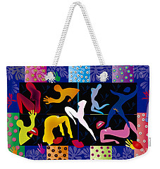 Erotic Matisses - Limited Edition 2 Of 8 Weekender Tote Bag