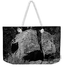 Erratic Weekender Tote Bag