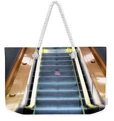 Escalator To Heaven Weekender Tote Bag