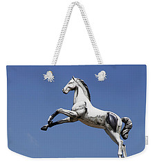 Escaped Carousel Horse Weekender Tote Bag