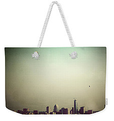 Escaping The City Weekender Tote Bag