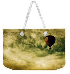Escapism Weekender Tote Bag