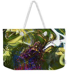 Weekender Tote Bag featuring the photograph Esprit Du Jardin by Richard Thomas