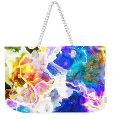Essence - Abstract Art Weekender Tote Bag by Jaison Cianelli