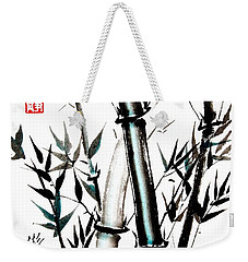 Essence Of Strength Weekender Tote Bag by Bill Searle