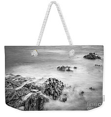 Weekender Tote Bag featuring the photograph Estacas Beach Galicia Spain by Pablo Avanzini