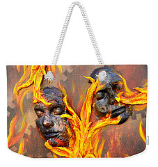 Eternal Damnation Weekender Tote Bag