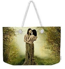 Eternal Embrace Weekender Tote Bag