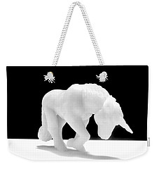 Weekender Tote Bag featuring the photograph Eternelle Petite Licorne by Marc Philippe Joly