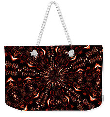 Weekender Tote Bag featuring the photograph Eternity by Robyn King