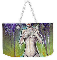 Ethereal Beauty Weekender Tote Bag